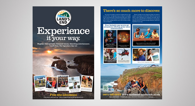 Lands End Advertising