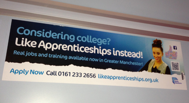 Skills Solutions – Like Apprenticeships