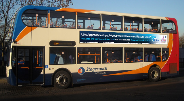 Like Apprenticeships Outdoor Advertising