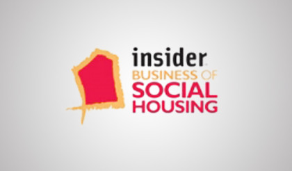 CQ2 attend the Insider Business of Social Housing Conference 2013