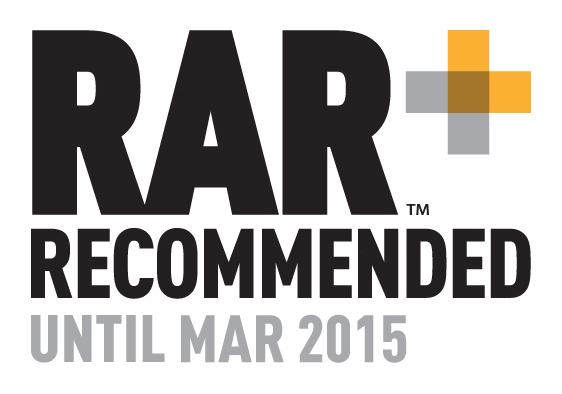 Rar+ Recomended