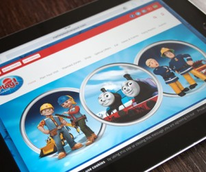 Mattel Play Liverpool Website